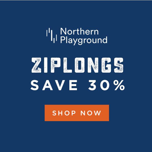 Northern Playground [ZIPLONGS] - Save 30% - Shop now