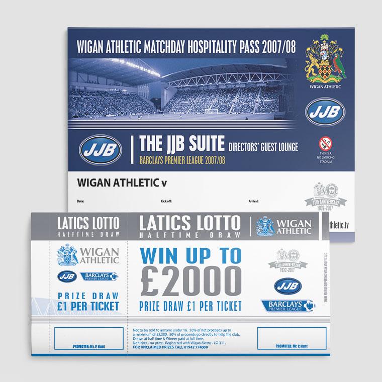 Wigan Athletic: Season 07/08