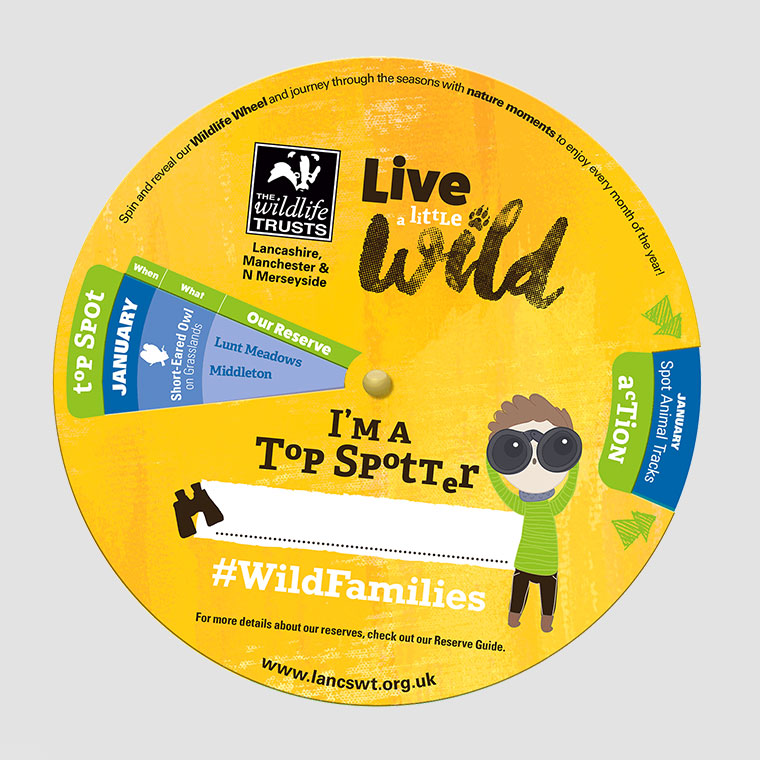 LWT: 'Live a Little Wild' Campaign